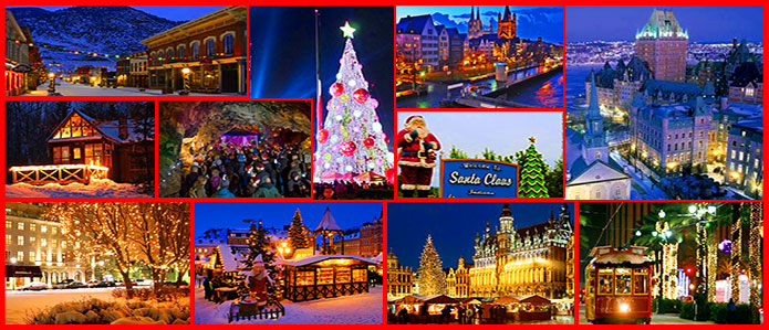 best christmas destinations continued